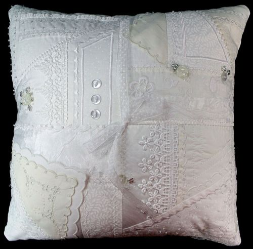 "14"" Keepsake Pillow/Cushion Pattern"